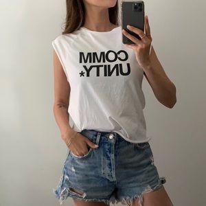 Aritzia | Graphic tshirt